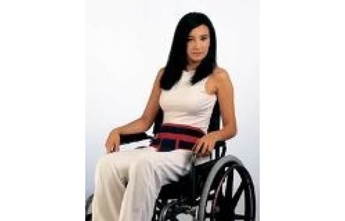 Cinturón silla en forma T