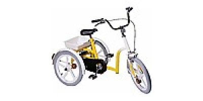 Triciclos y bicicletas