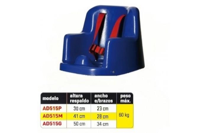 Asiento inodoro AD515M