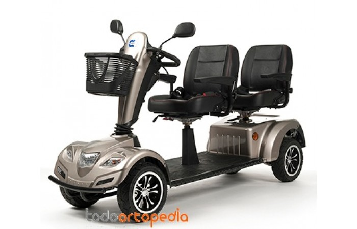 Scooter doble Limo
